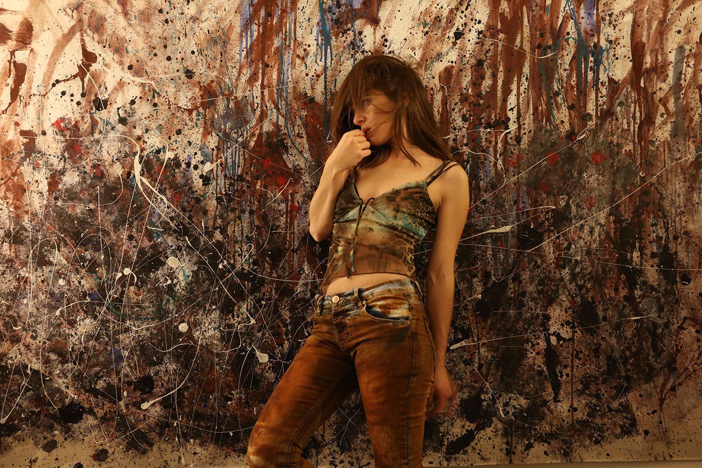 Jeans Full Metal